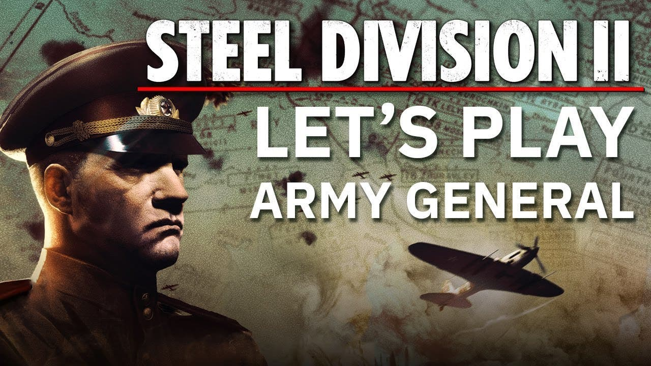 steel division 2 gameplay traile