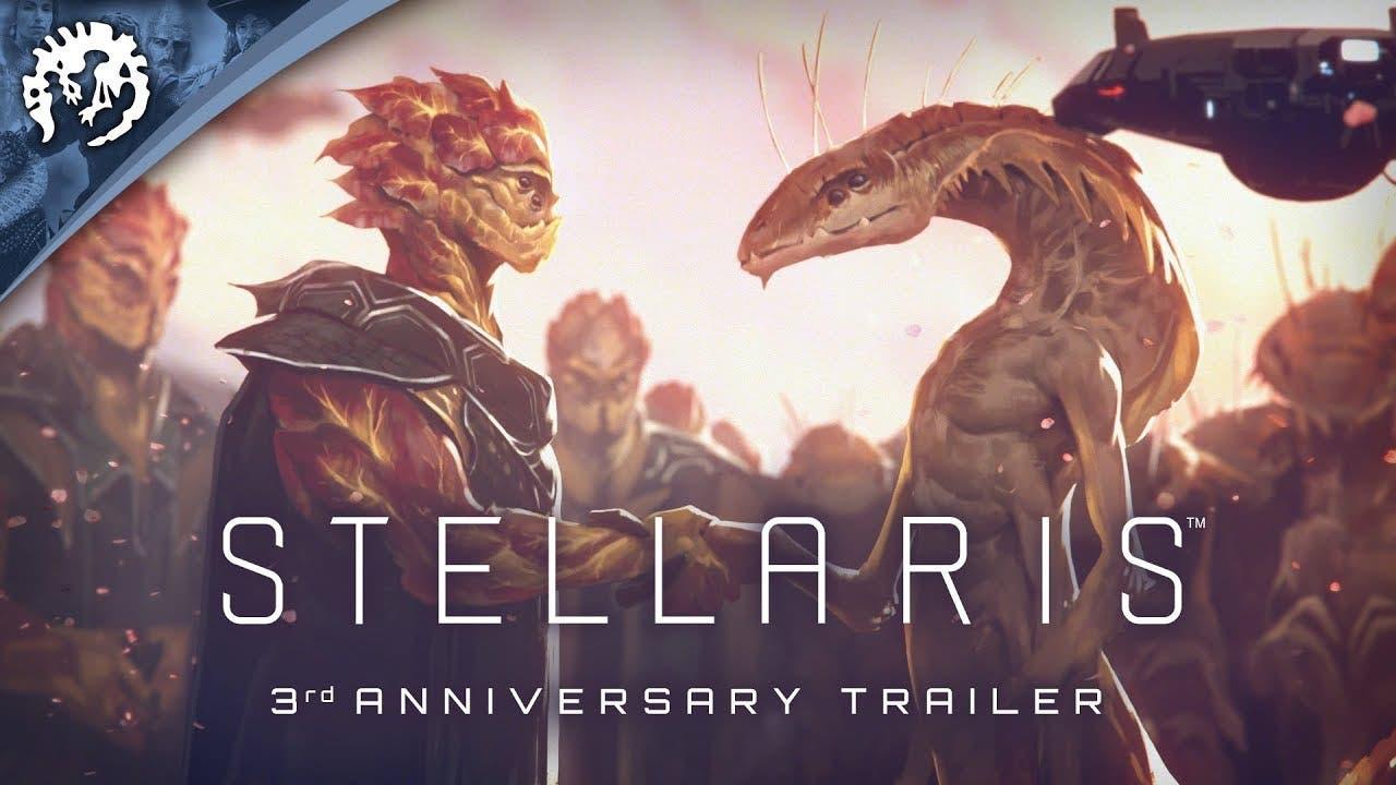 stellaris celebrates 3rd anniver