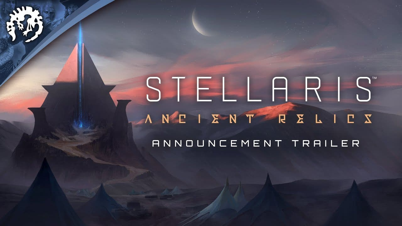 stellaris uncovers ancient relic
