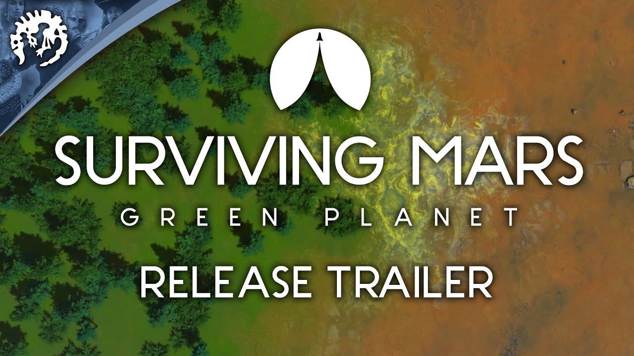 surviving mars receives green pl