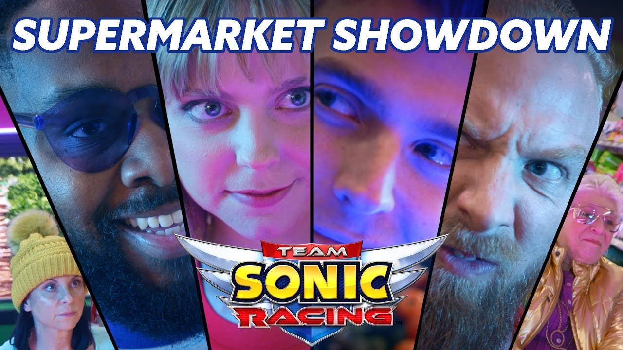 team sonic racing has released o