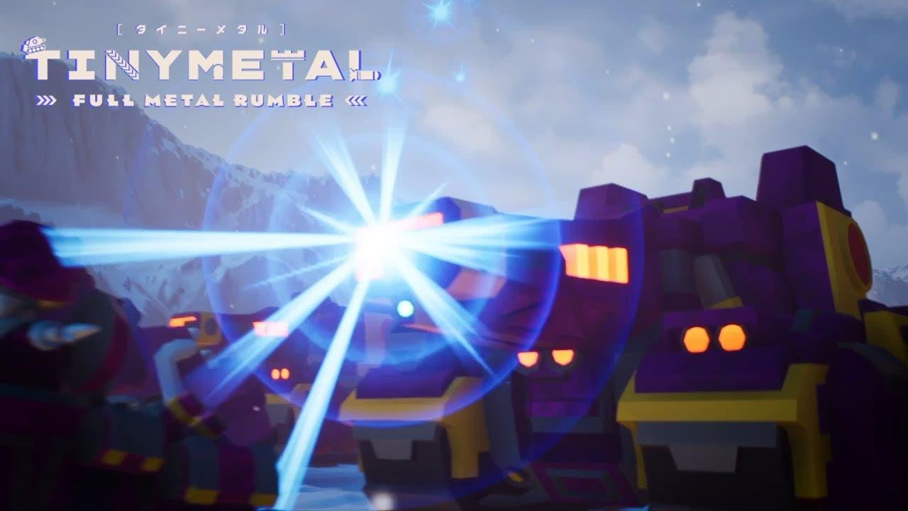 tiny metal full metal rumble is