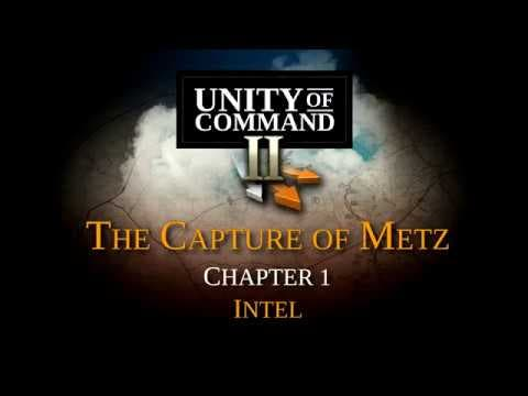 unity of command ii first video