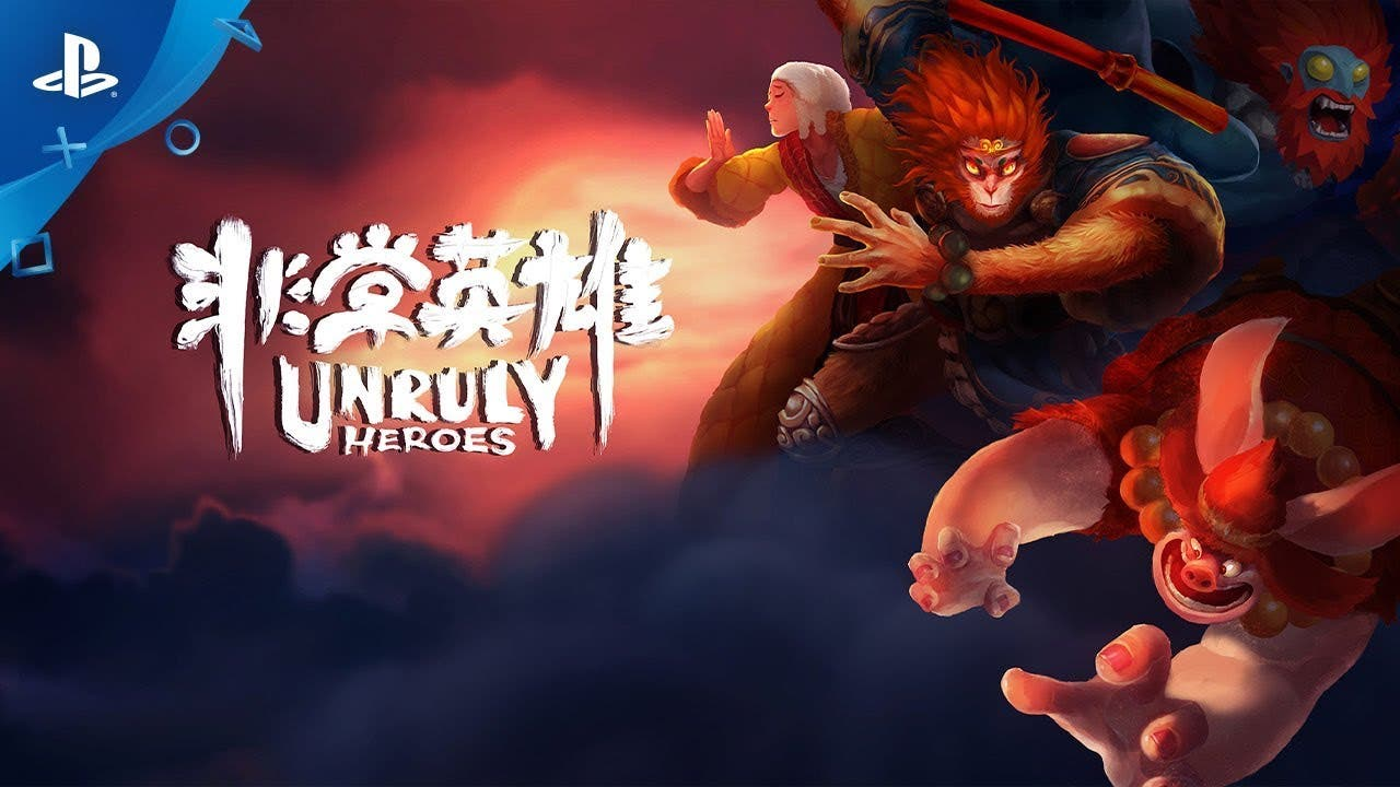 unruly heroes releases onto play