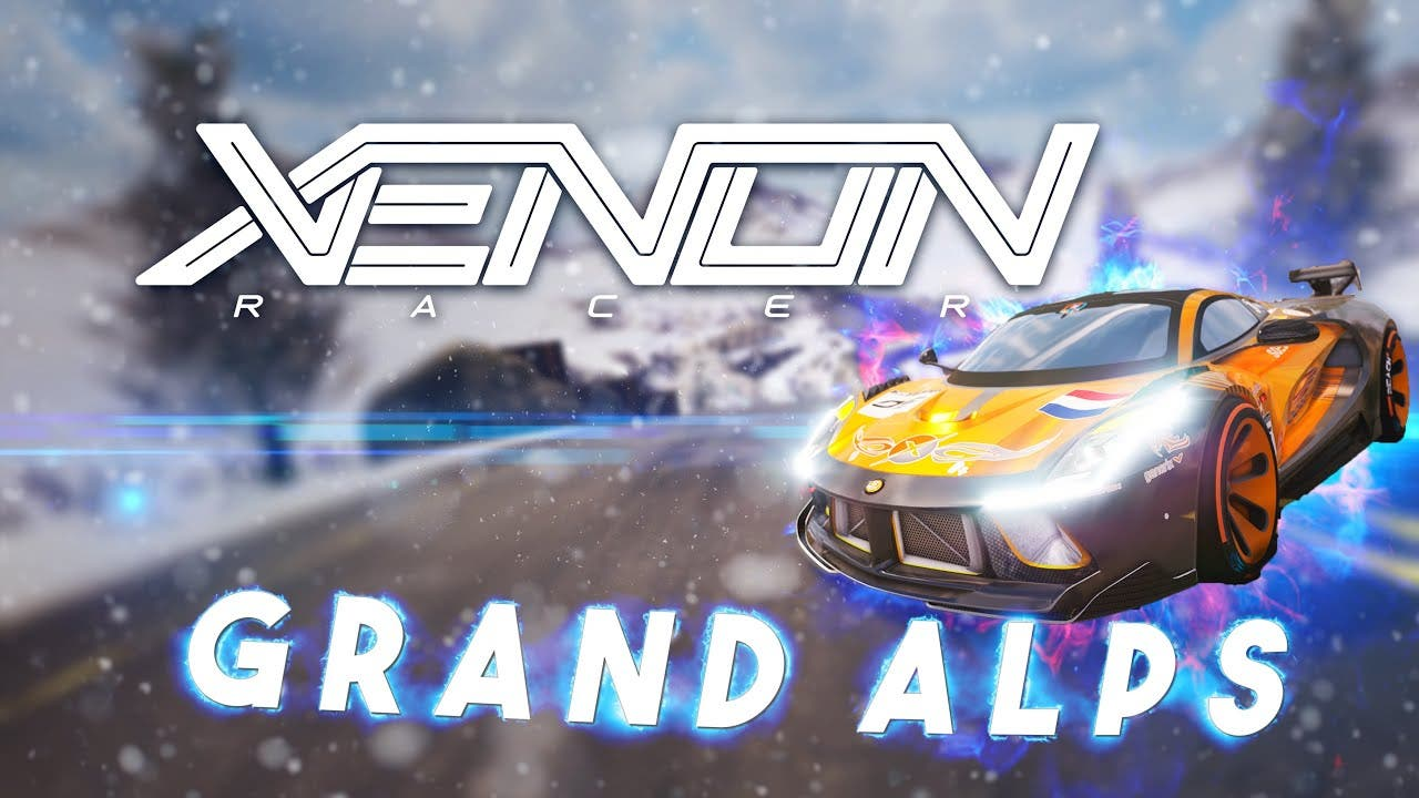 xenon racers first content updat