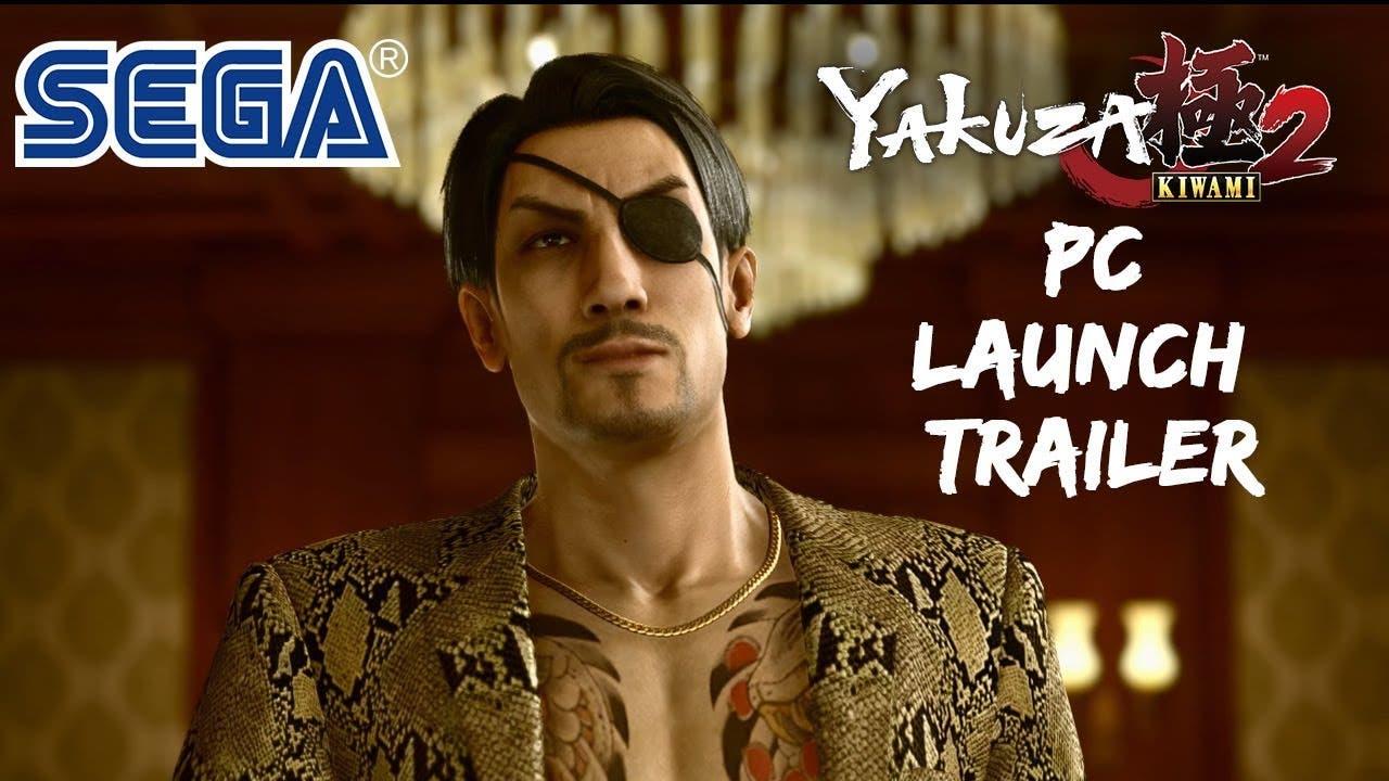 yakuza kiwami 2 is a complete re