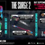 TheSurge2 URBN Gear Pack Preorder BeautyShot