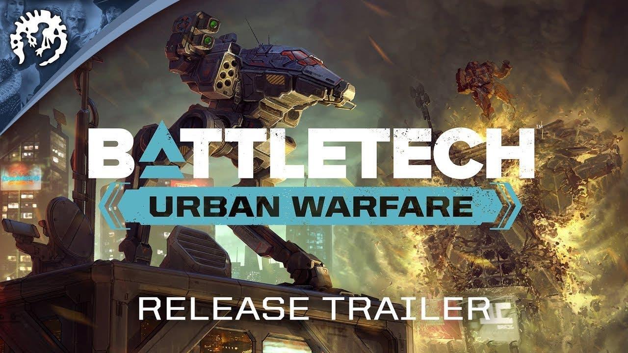 battletech heads to the concrete