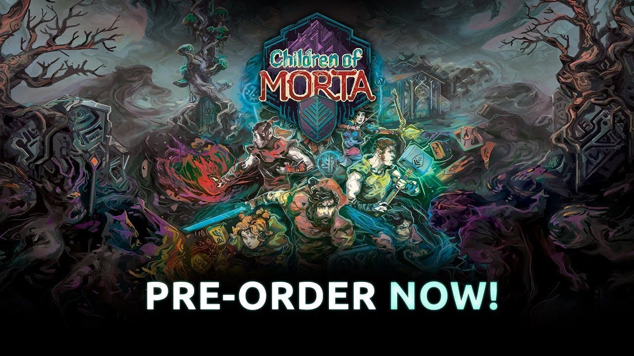children of morta available for