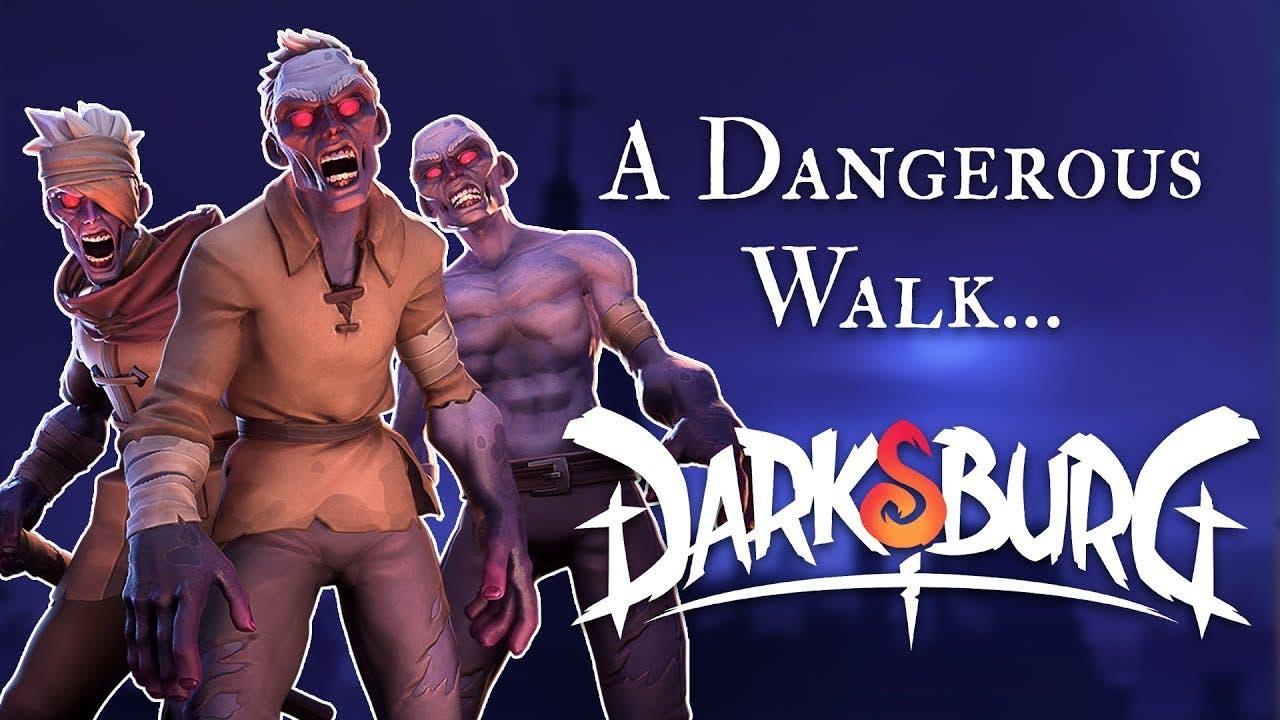 darksburg trailer showcases game