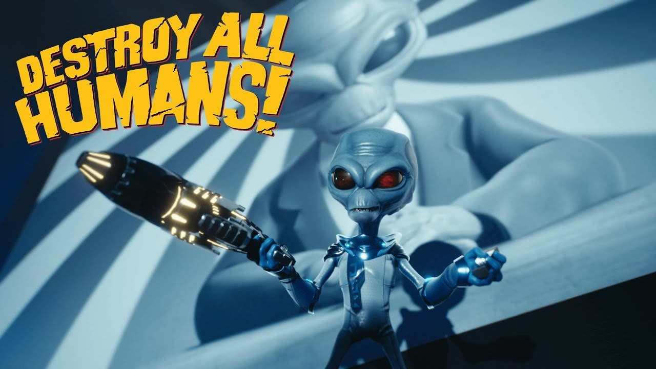 destroy all humans is being rema