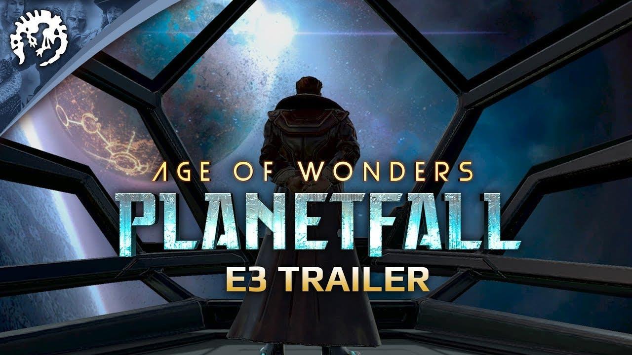 e3 2019 age of wonders planetfal