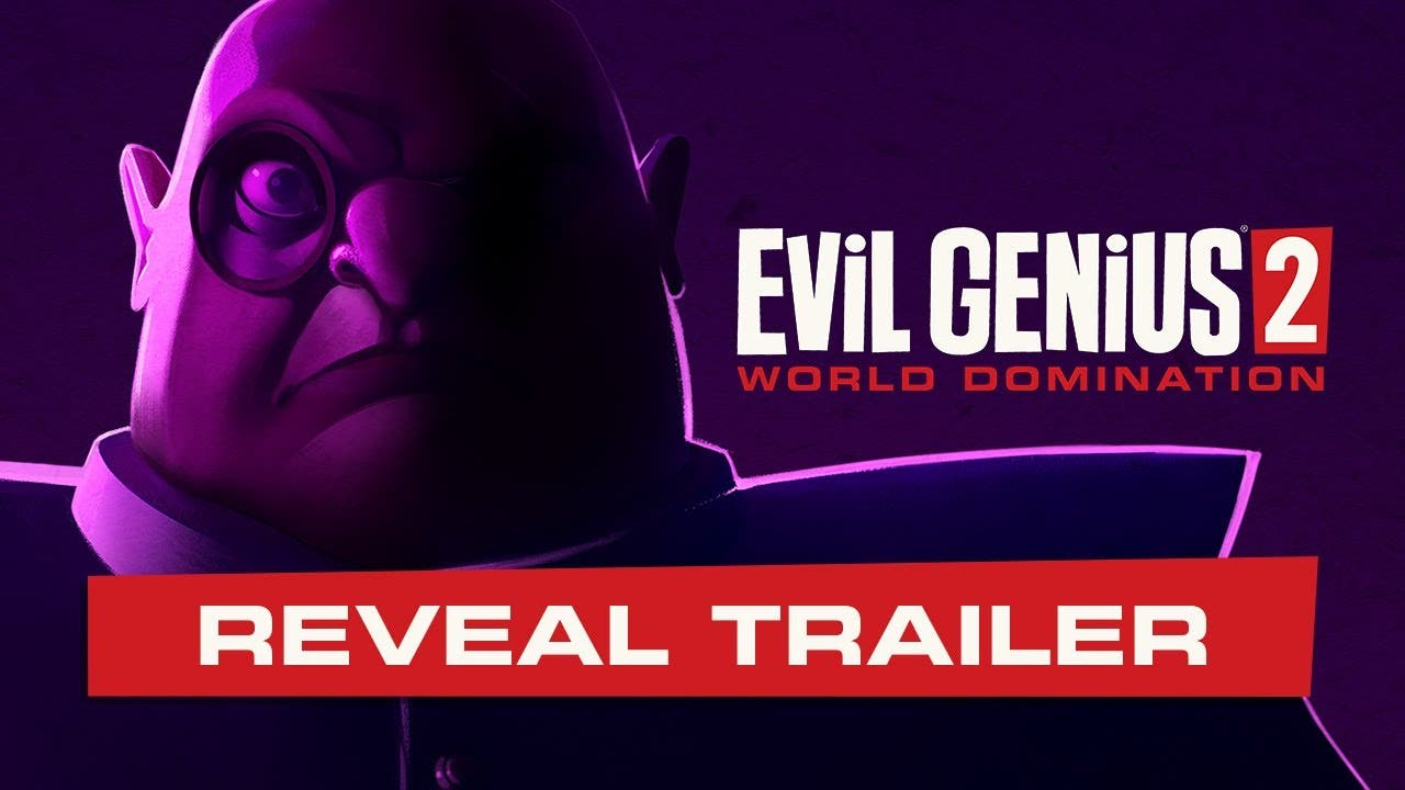 e3 2019 evil genius 2 world domi