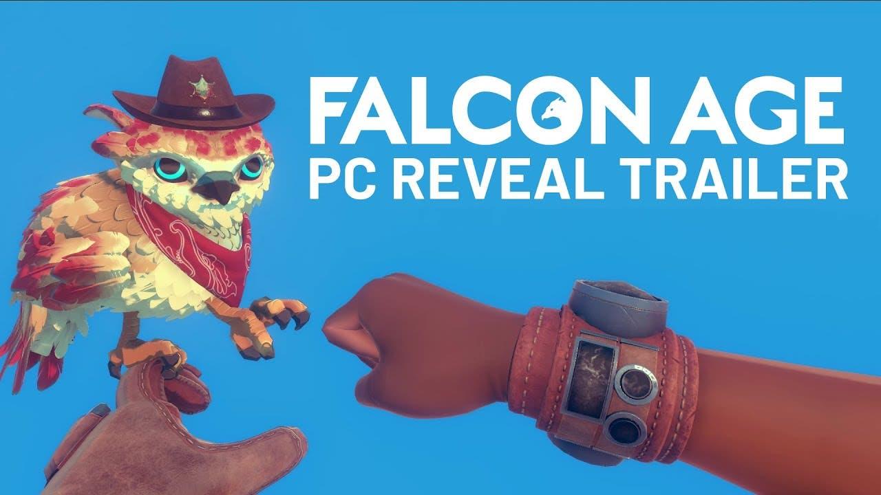 e3 2019 falcon age to offer a vr