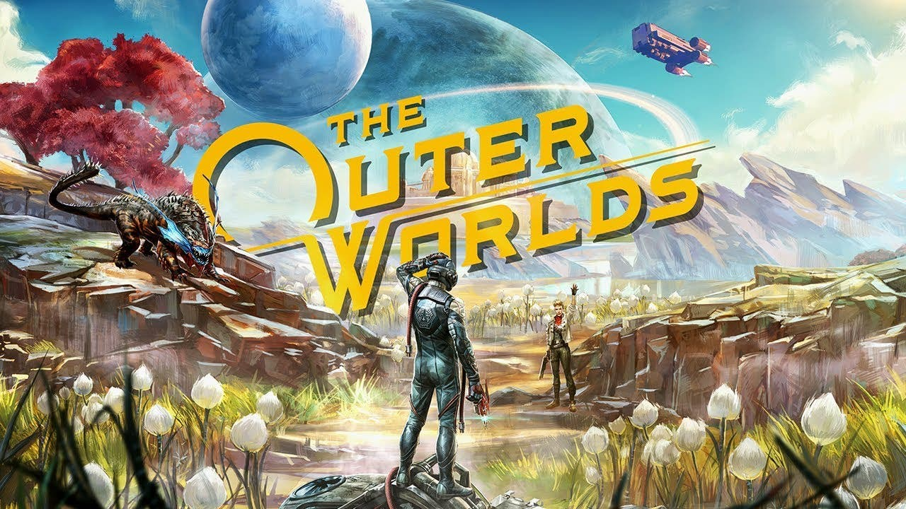 e3 2019 the outer worlds gets e3