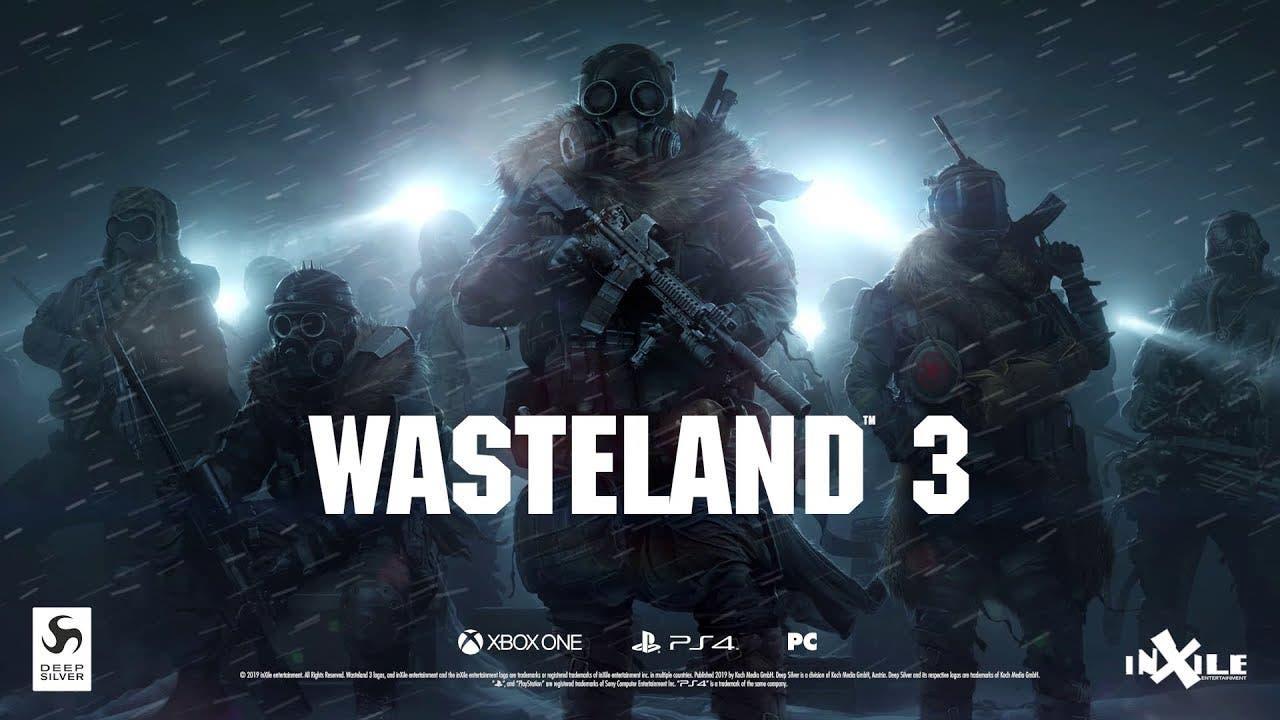 e3 2019 wasteland 3 brings the w