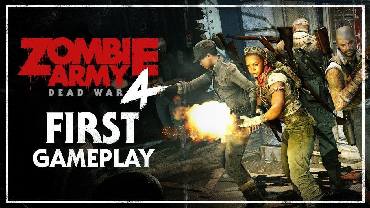 e3 2019 zombie army 4 dead war f