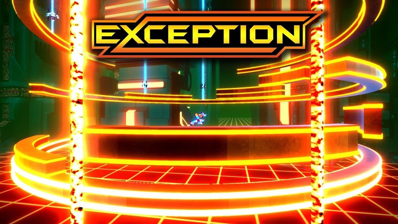 exception announced as a rotatin