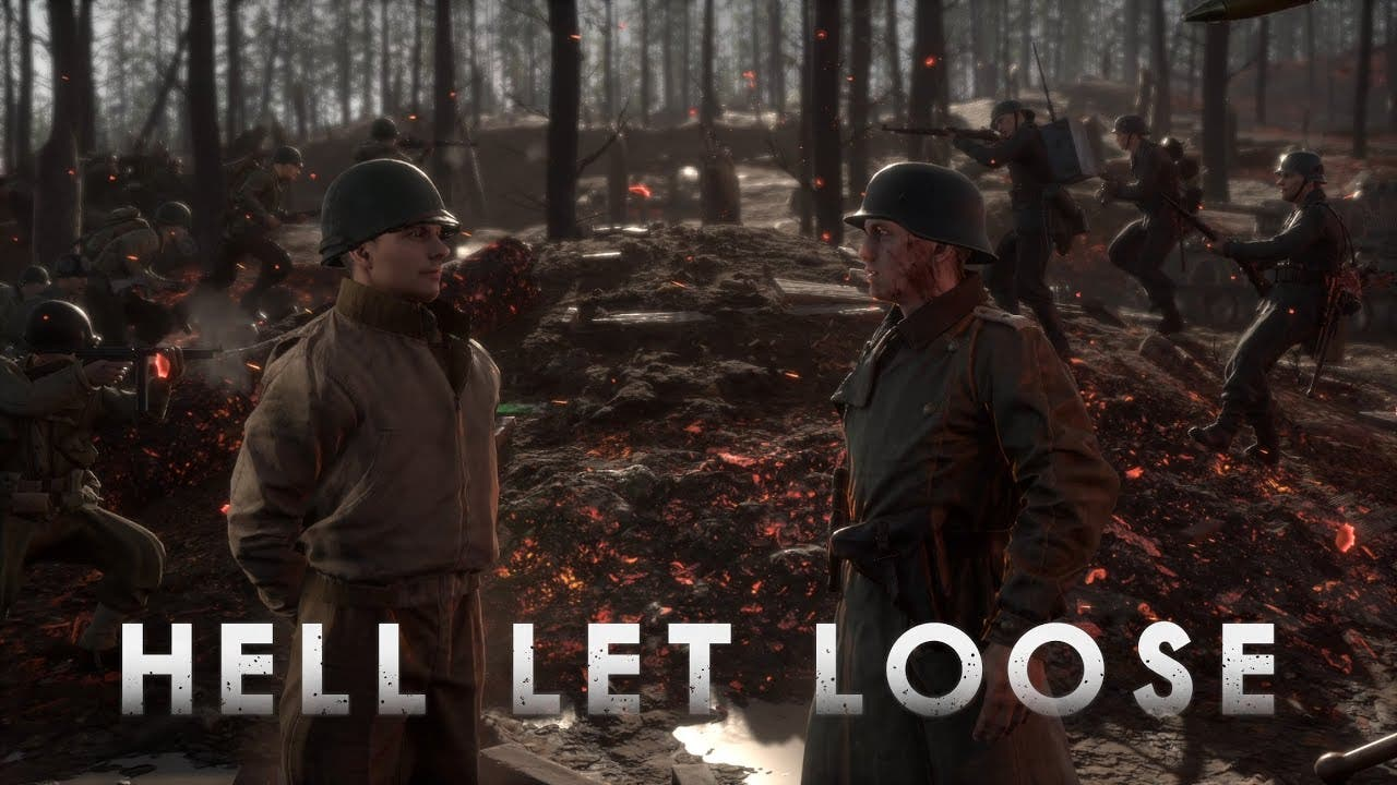 hell let loose an authentic wwii