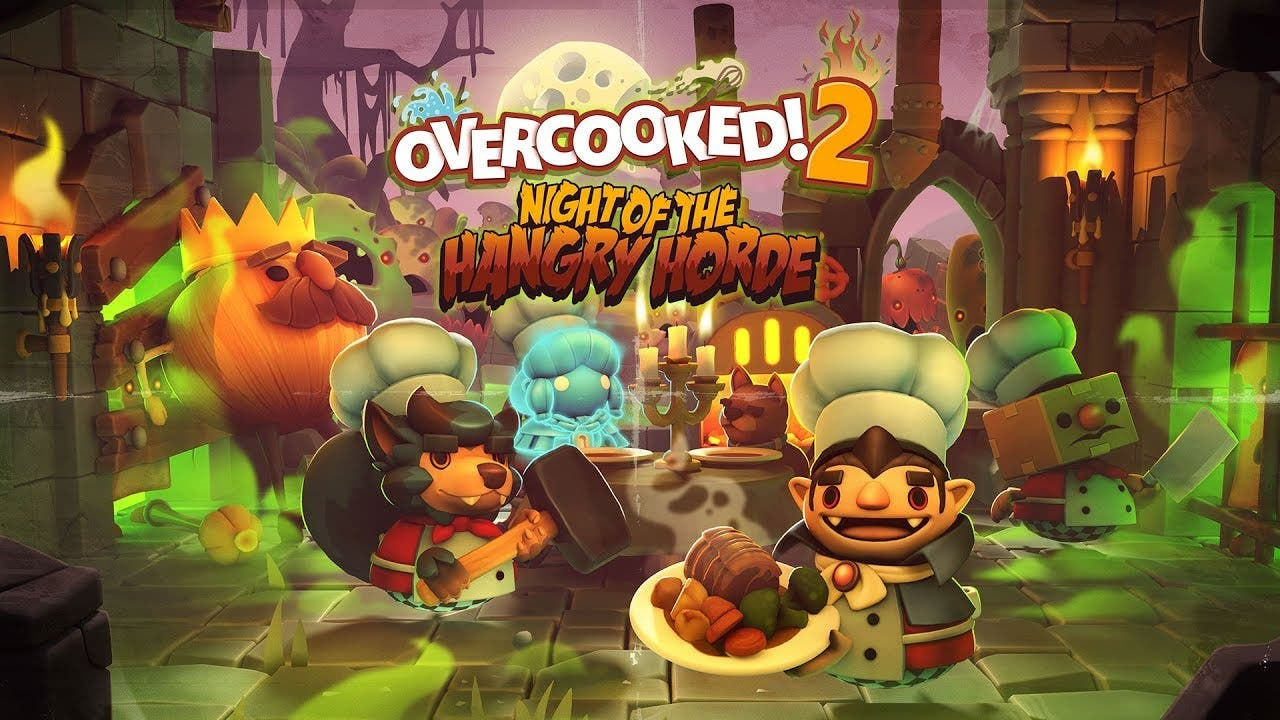 overcooked 2 tells the spooky ta