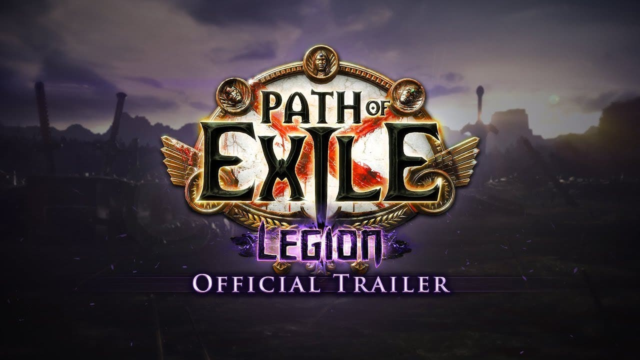 path of exile expands with legio