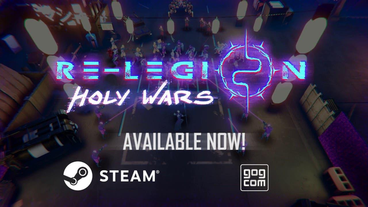 re legion holy wars gets much re