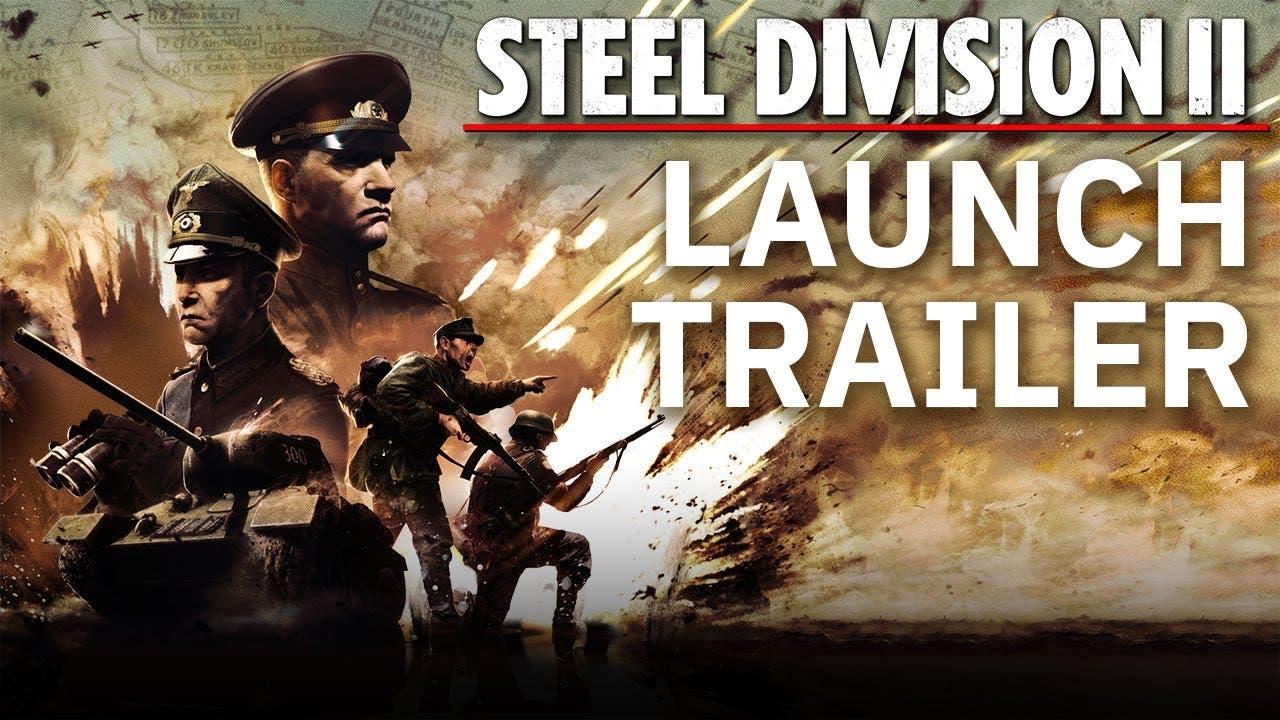 steel division 2 a world war ii