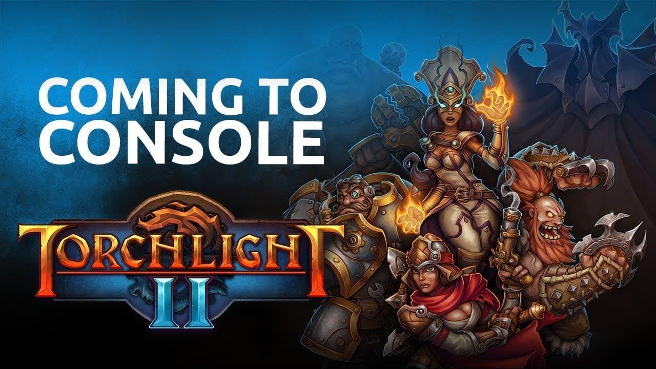 torchlight ii is making its way