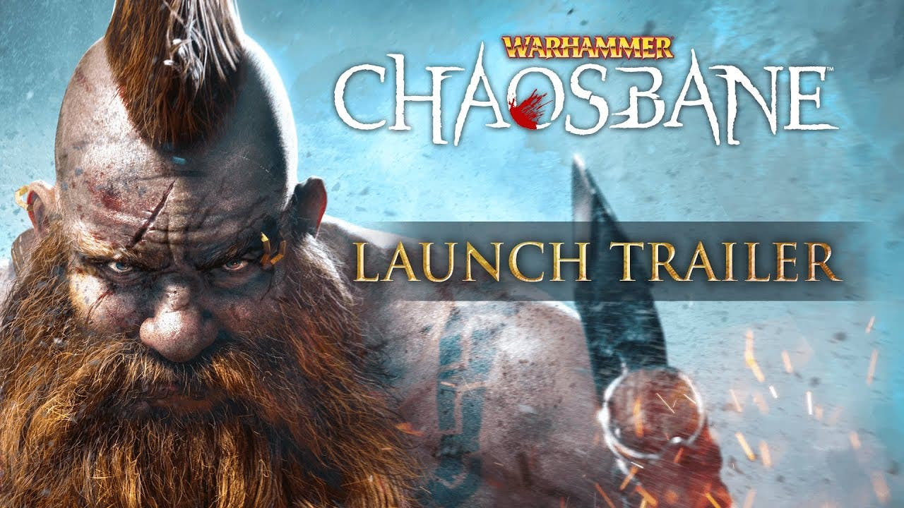warhammer chaosbane the action r