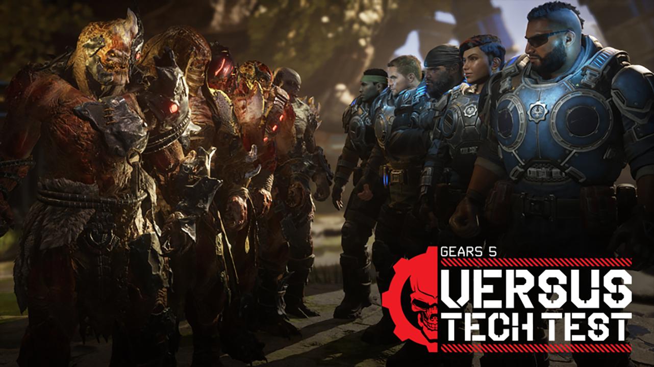Gears5 VTT benchmark
