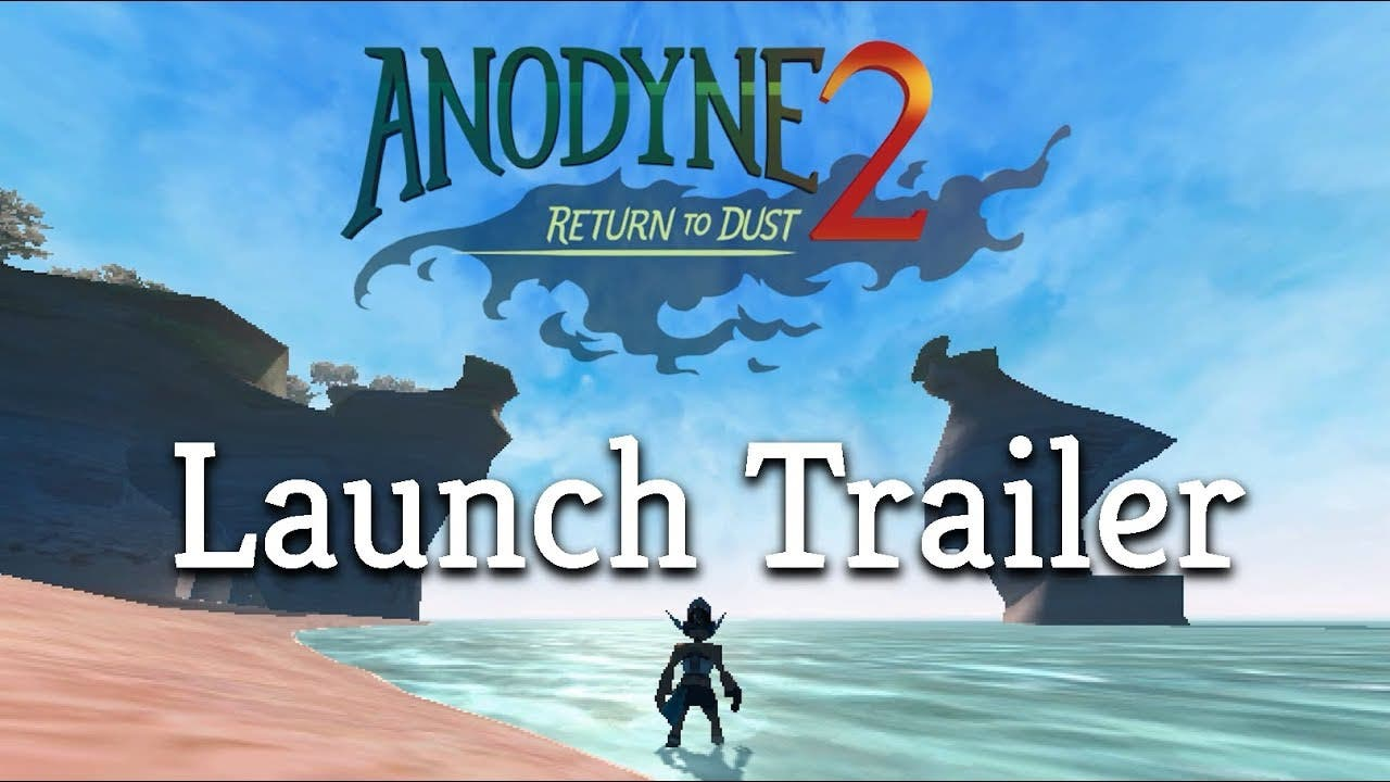 anodyne 2 return to dust set to