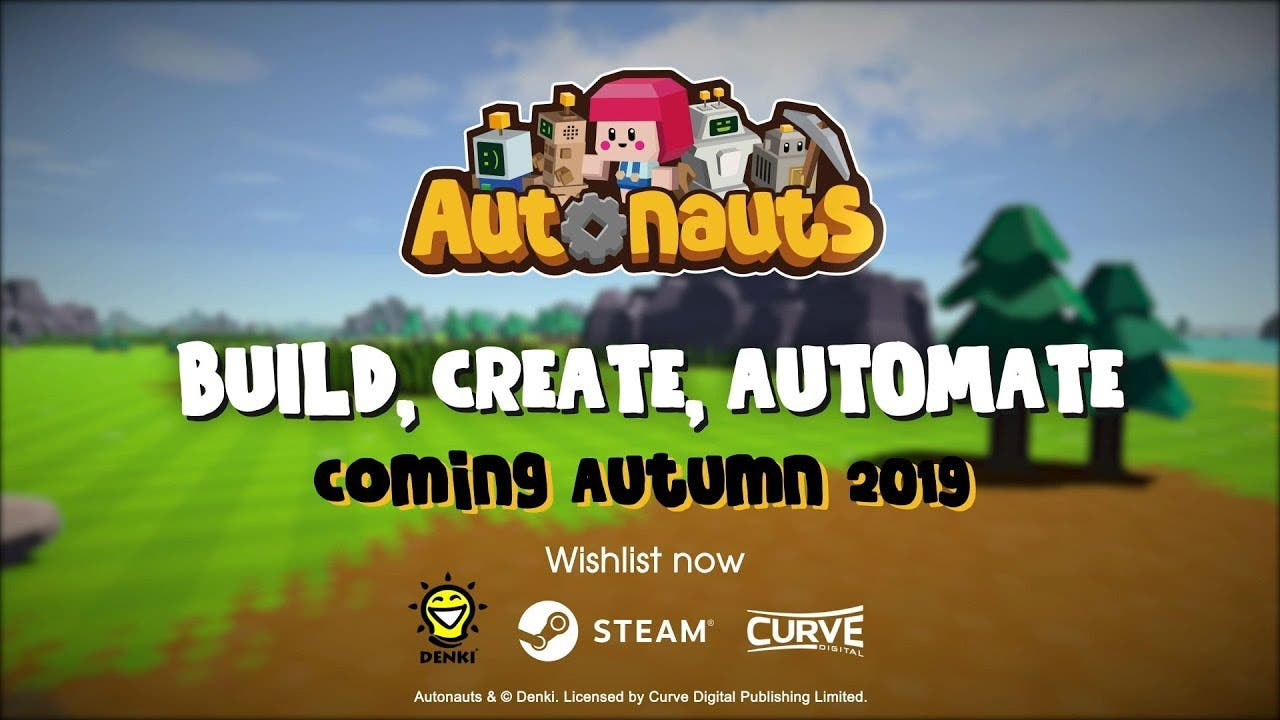 autonauts to be published by cur