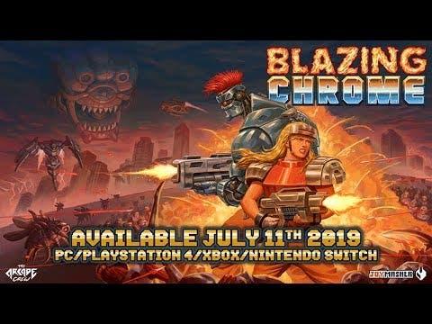 blazing chromes launch trailer i