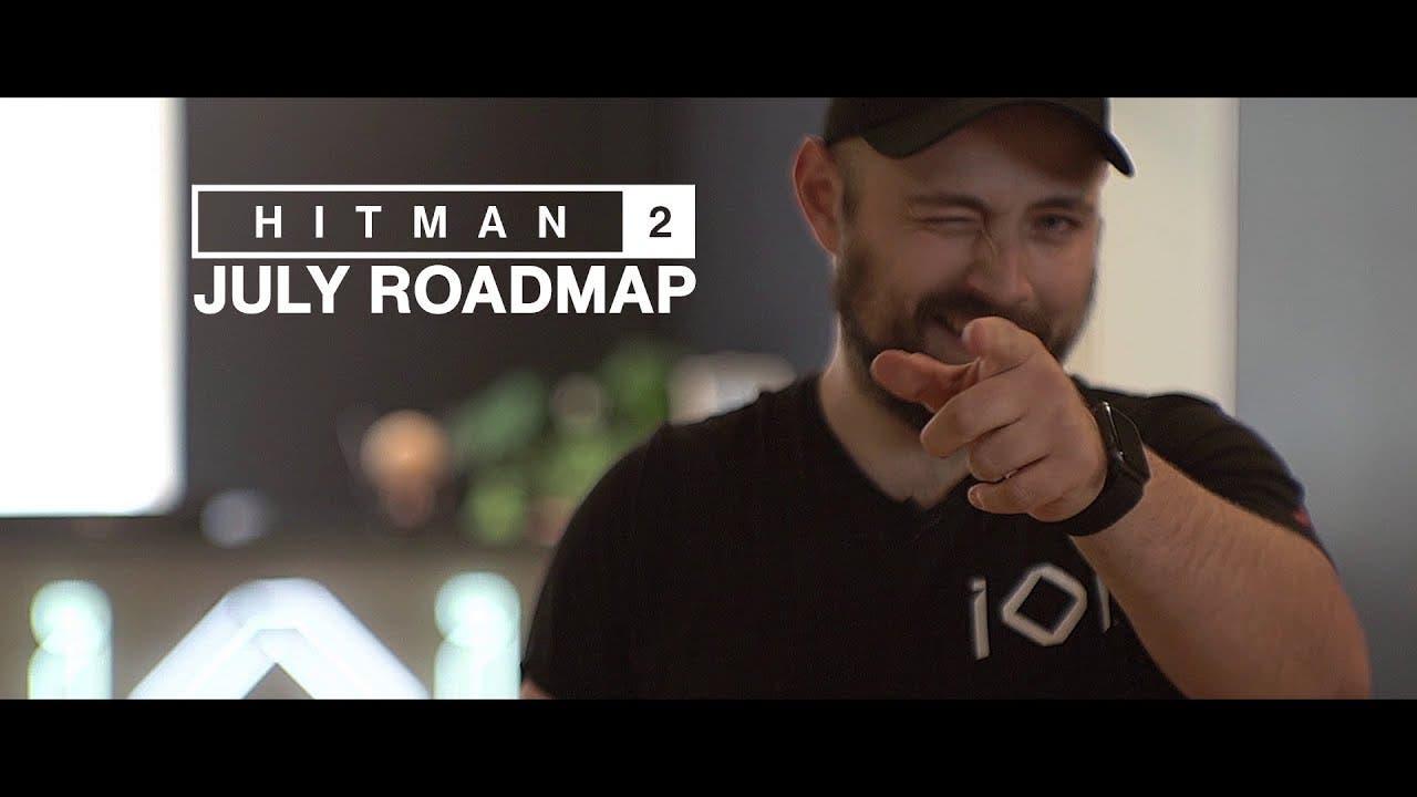 hitman 2 gets new sniper assassi