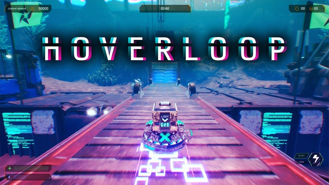 hoverloop the free to play multi