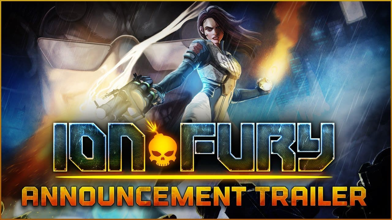 ion maiden renamed to ion fury a