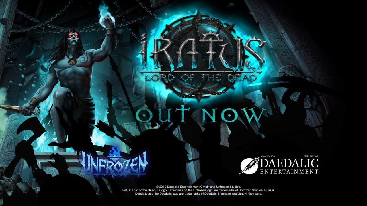 iratus lord of the dead raises t
