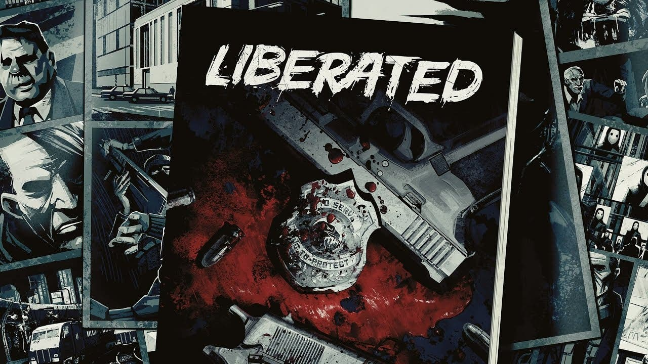 liberated is a dark gritty playa