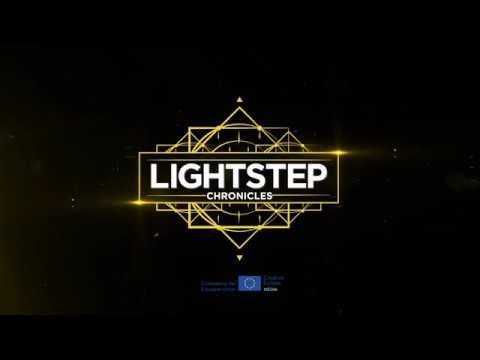 lightstep chronicles is a sci fi