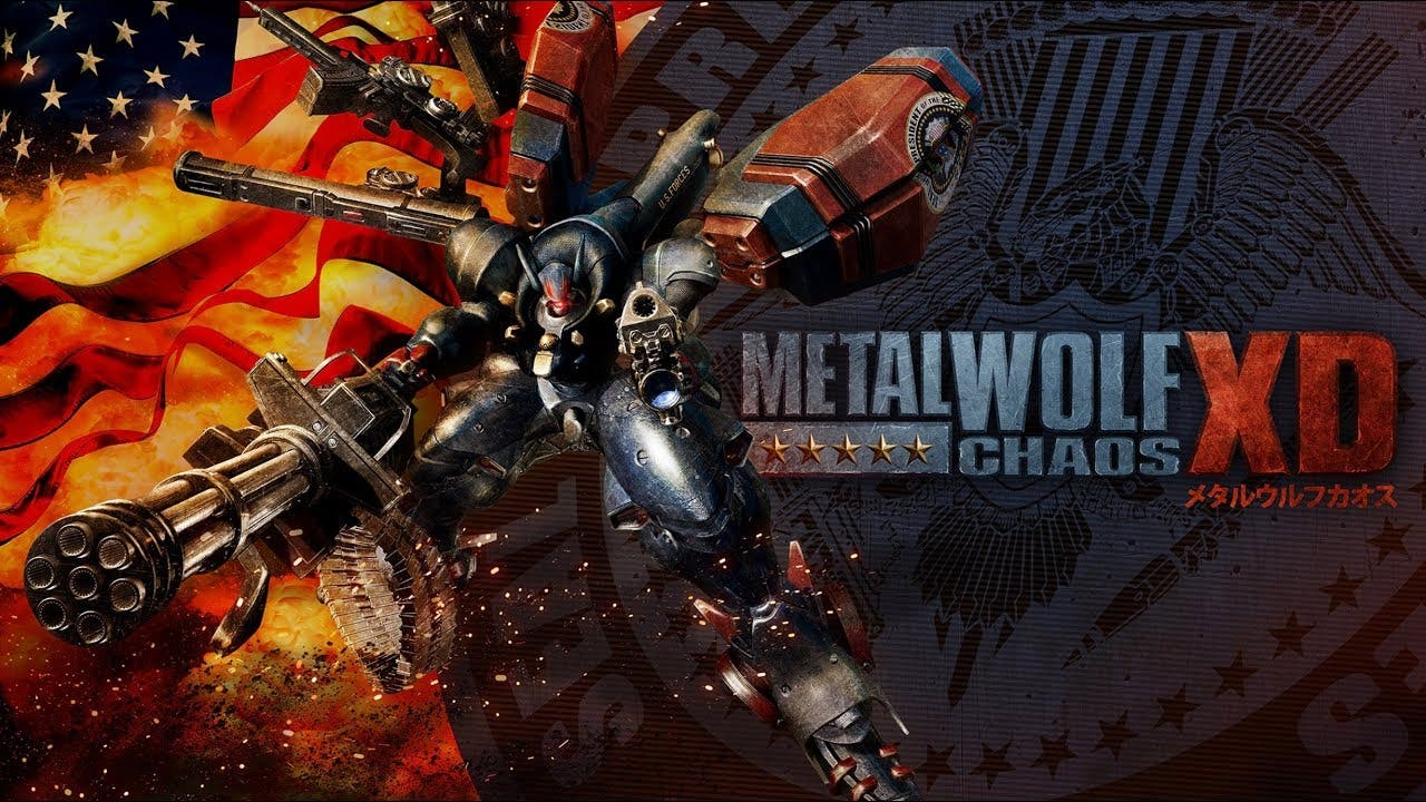 metal wolf chaos xd comes to pc