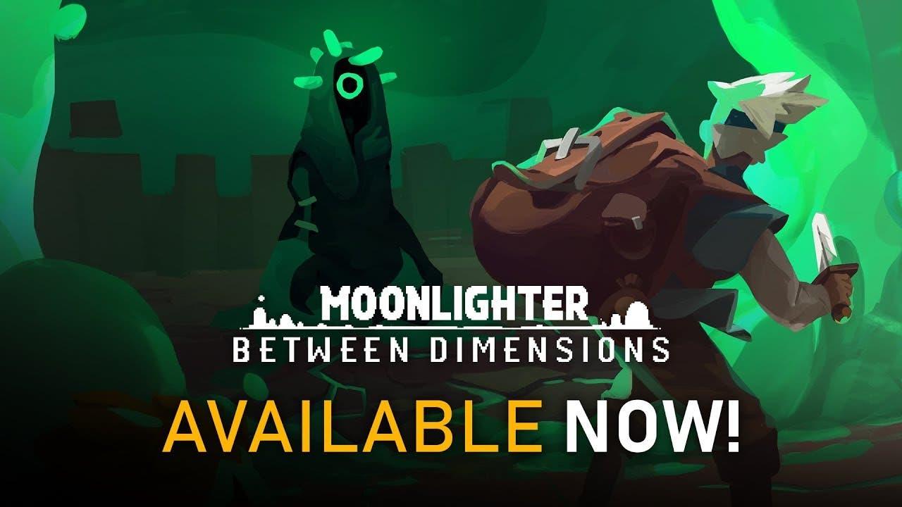 moonlighters biggest dlc between