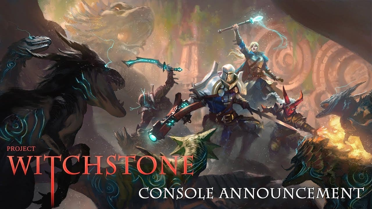 project witchstone announced for