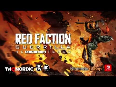 red faction guerrilla re mars te