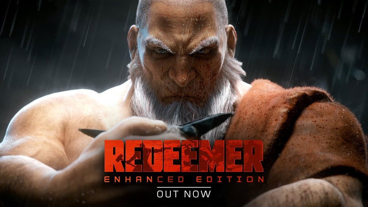 redeemer enhanced edition out no