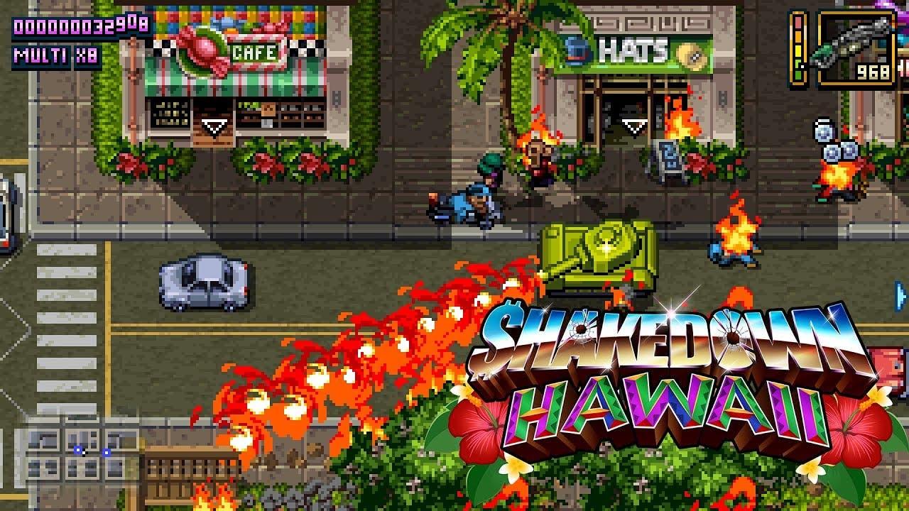 shakedown hawaii full tank updat