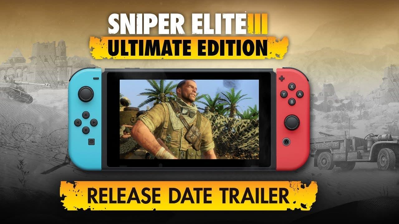 sniper elite 3 ultimate edition