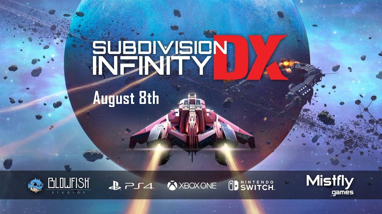 subdivision infinity dx is an ex