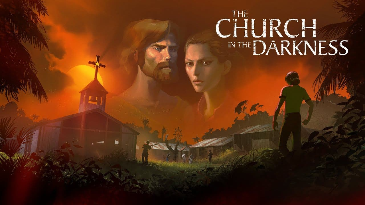 the church in the darkness comes