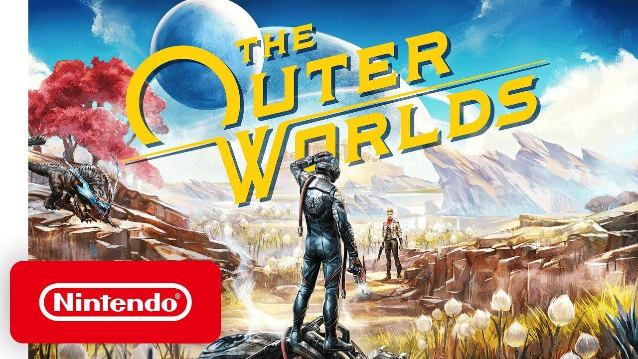 the outer worlds announced for n