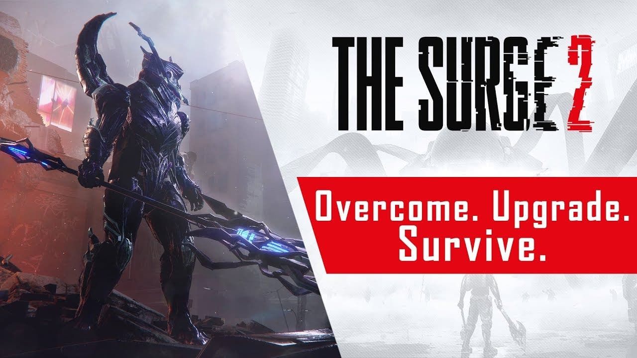 the surge 2 gameplay trailer sho